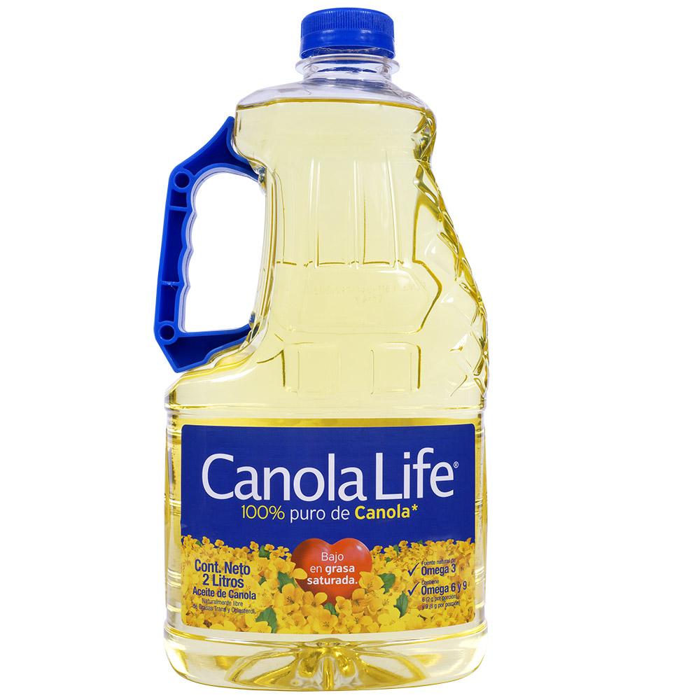 Aceite Canola Life 2000 Ml