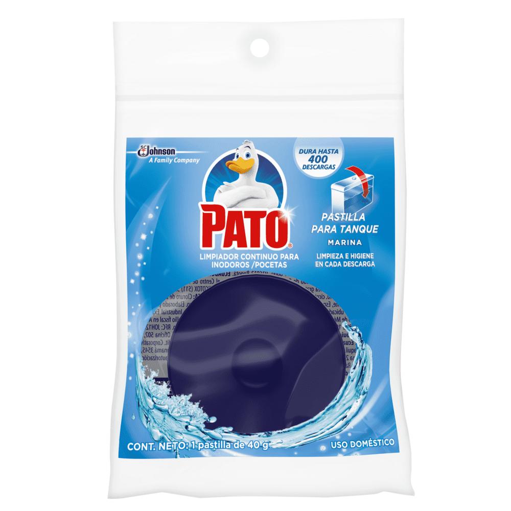 Pato Tanque Azul Bolsa