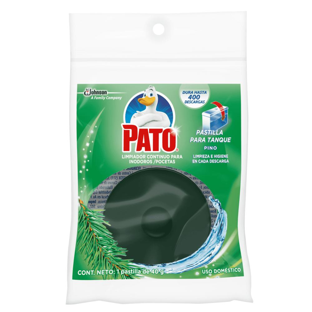 Pato Tanque Verde Bolsa