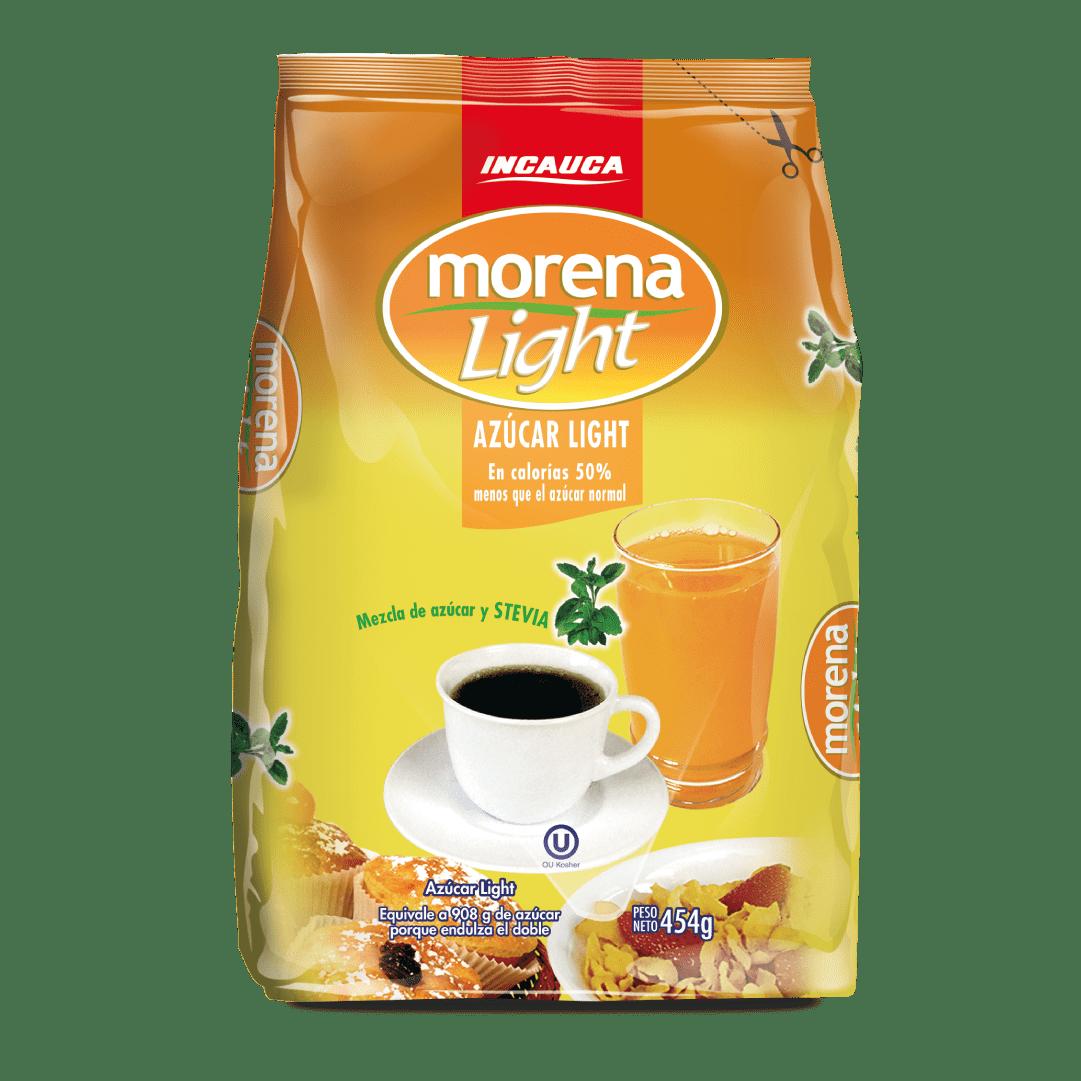 Azúcar  Incauca Light Bolsa Morena 454 G