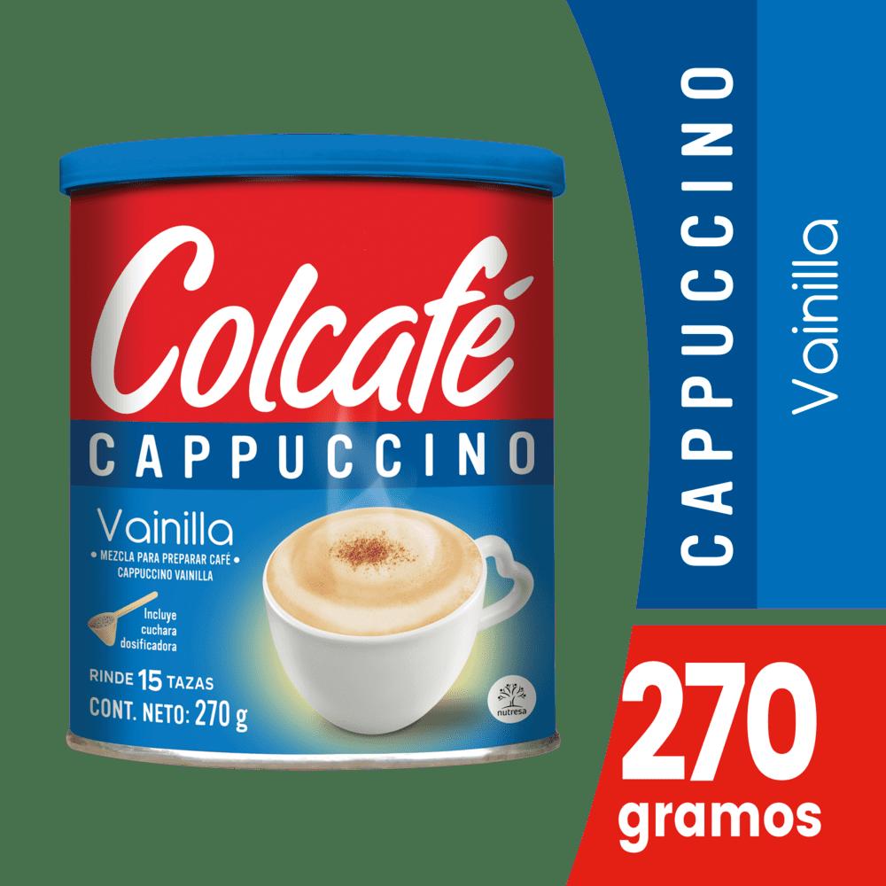 Colcafé Cappuccino French Vainilla 270 G