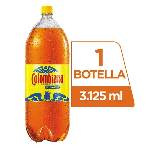 Gaseosa Colombiana Pet 3125 Ml