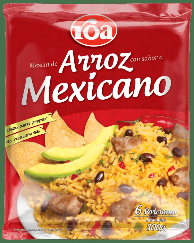 Arro Mexicano Roa 300 G