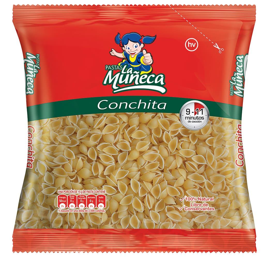 Pasta La Muñeca Conchita 250 G