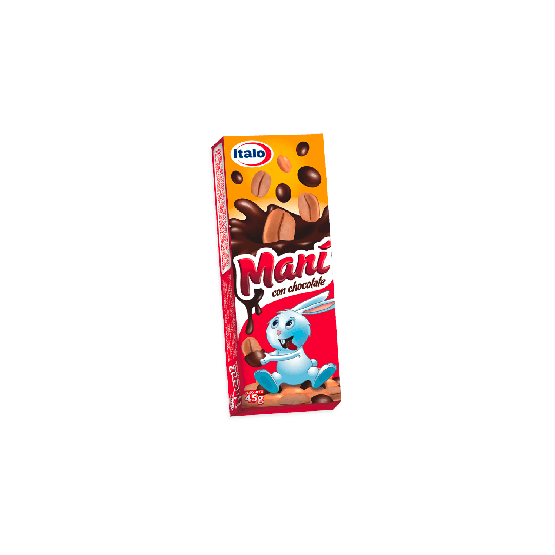 Mani Italo Chocolate 45 G