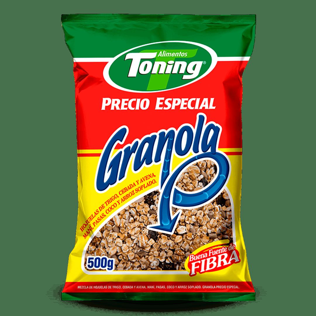 Granola Toning Econopack 500 G