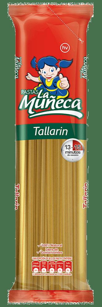 Pasta La Muñeca Tallarín 250 G