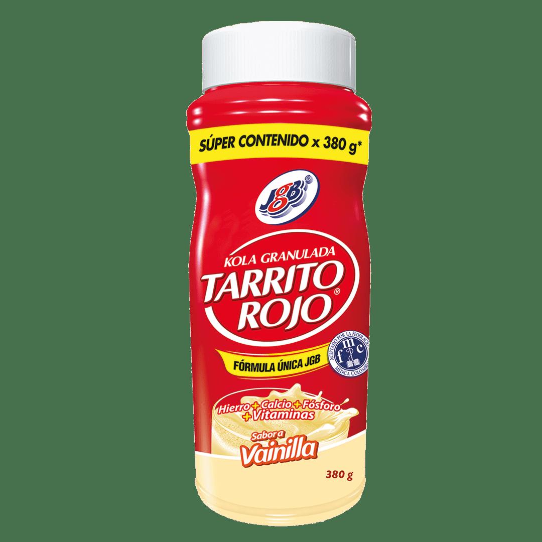 Kola Granulada Tarrito Rojo Vainilla 330G + 50G 330 G