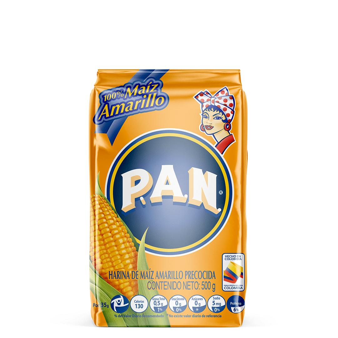 Harina Pan Amarilla 500 G