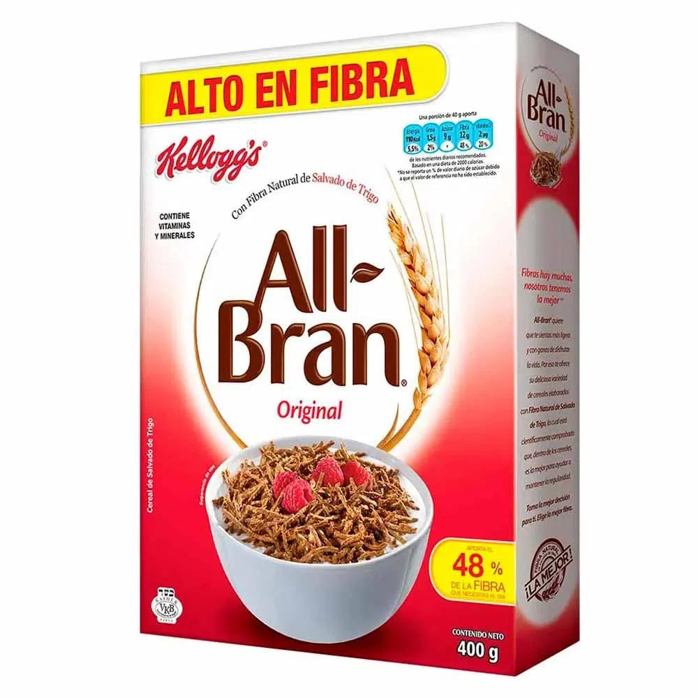 Cereal All Bran Kellogs 400 G