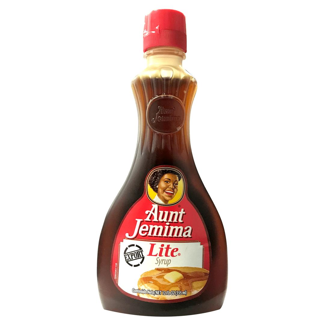 Syrup Aunt Jemima Lite 355 Ml