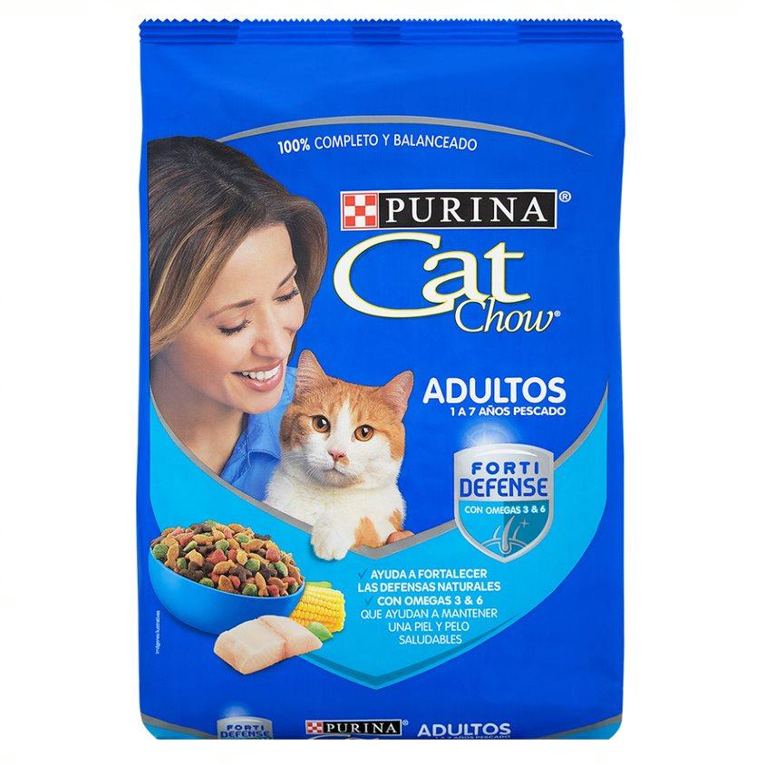 Cat Chow Adultos Pescado 500 G