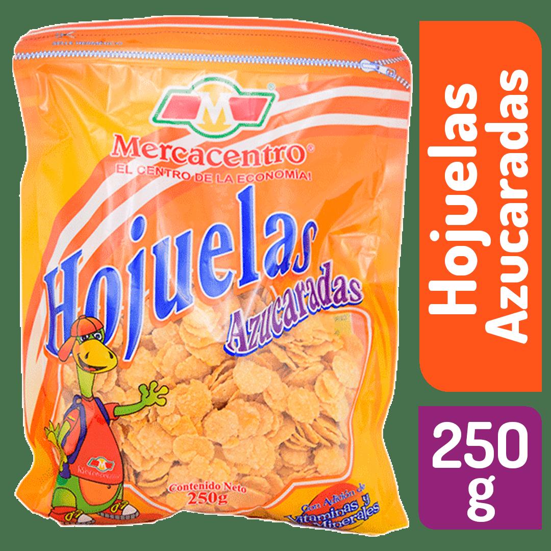 Cereal Hojuelas Azucaradas Mercacentro 250 G