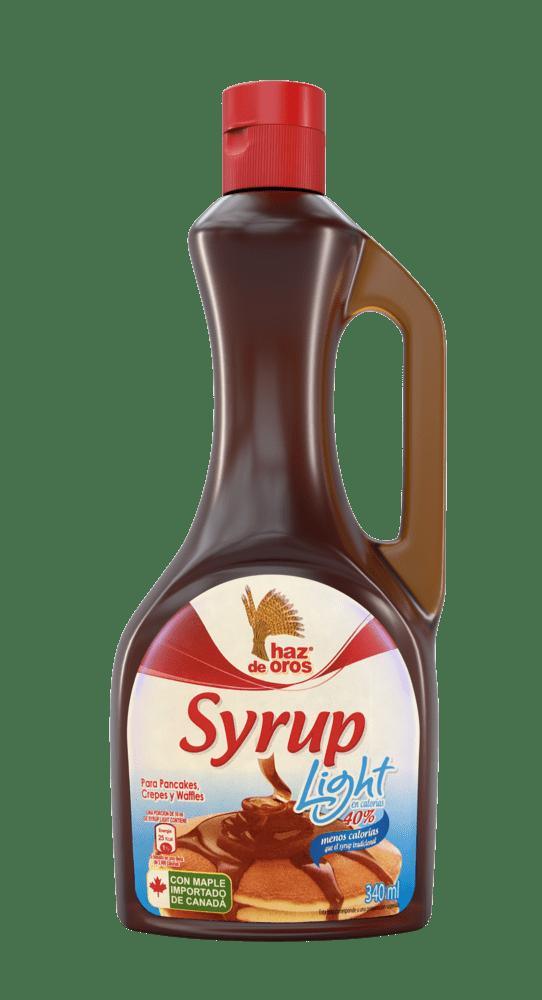Syrup Haz De Oros Light 340 Ml