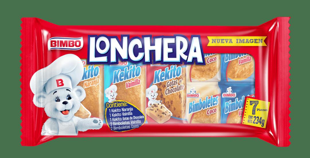 Lonchera Bimbo 234 G