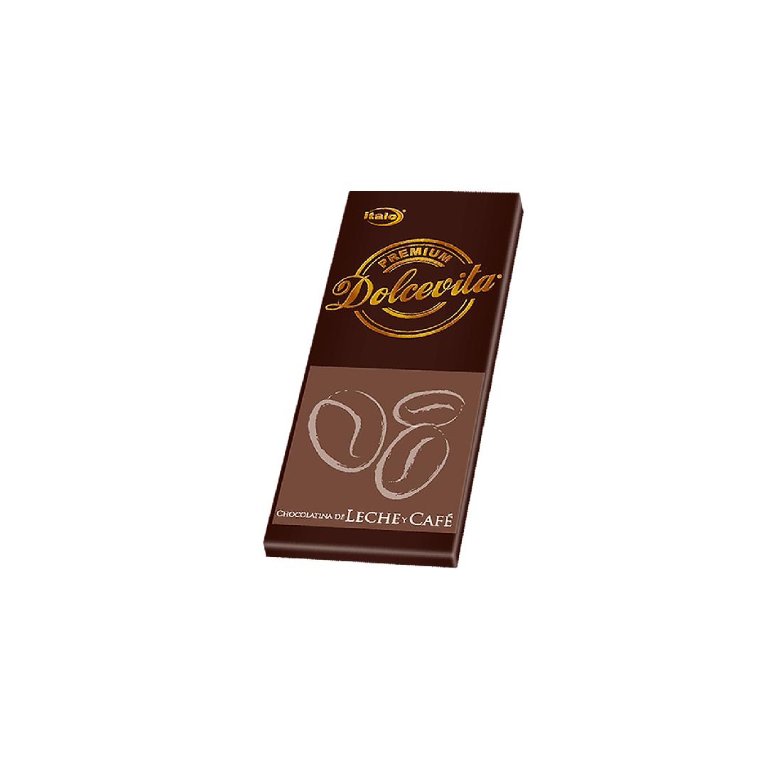 Chocolate Italo Premium Dolcevita Caf 90G