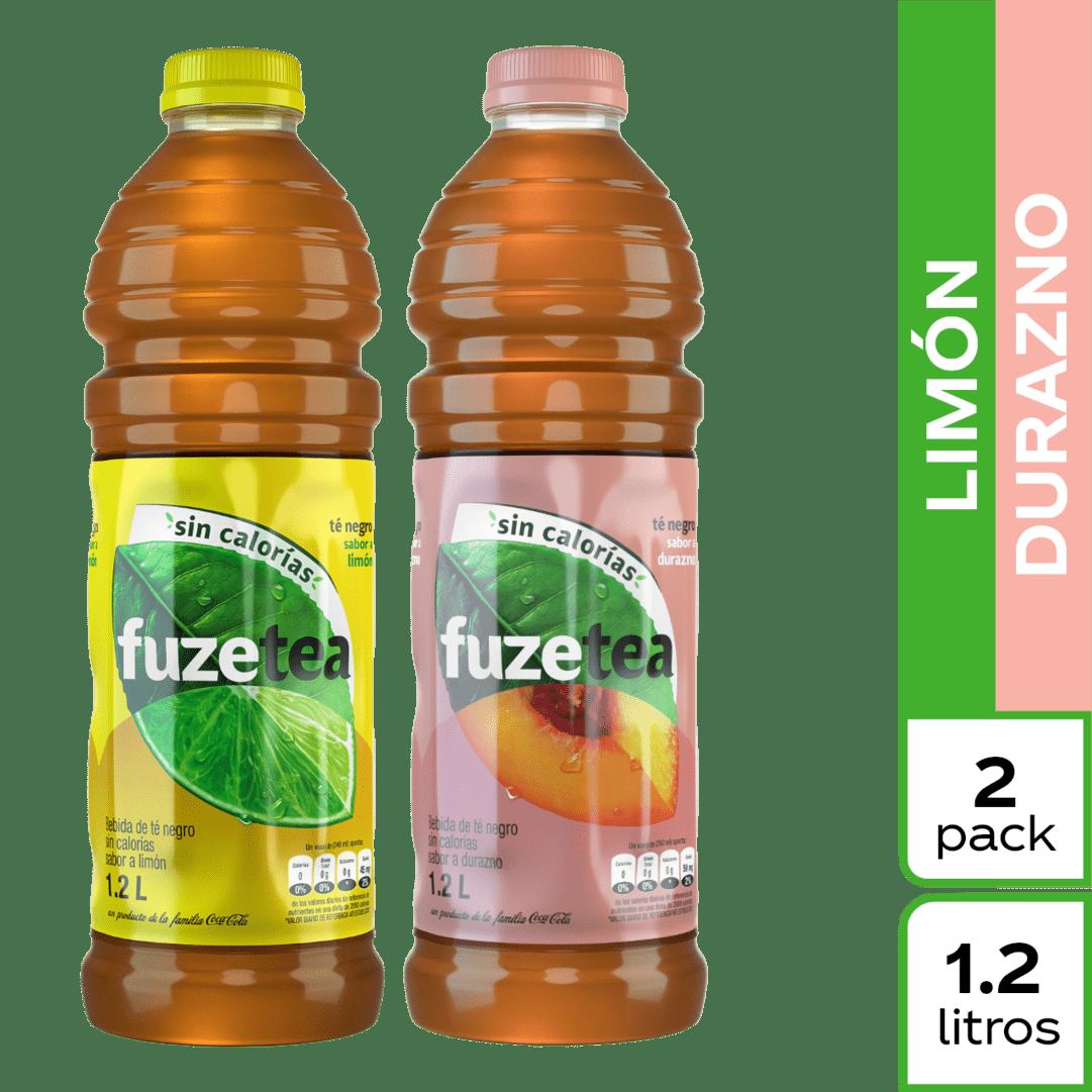 T Fuze Tea 2X 1200 Ml Precio Especial