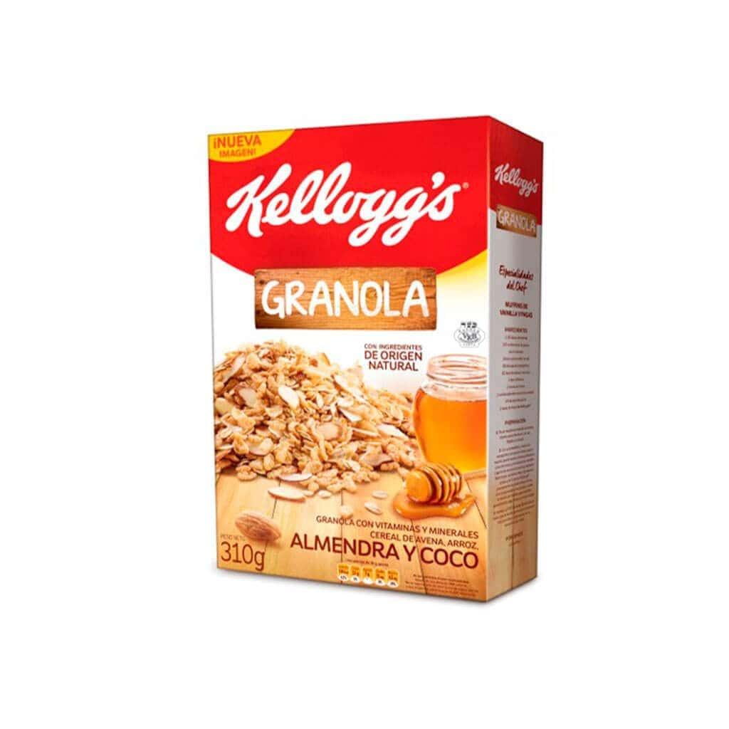 Granola Kelloggs Caja 310 G
