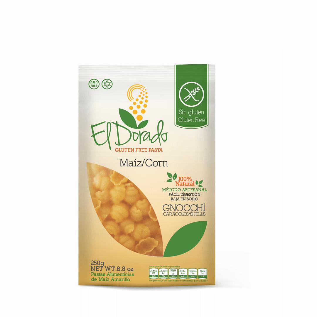 Pasta De Maíz El Dorado Gnocchi 250 G