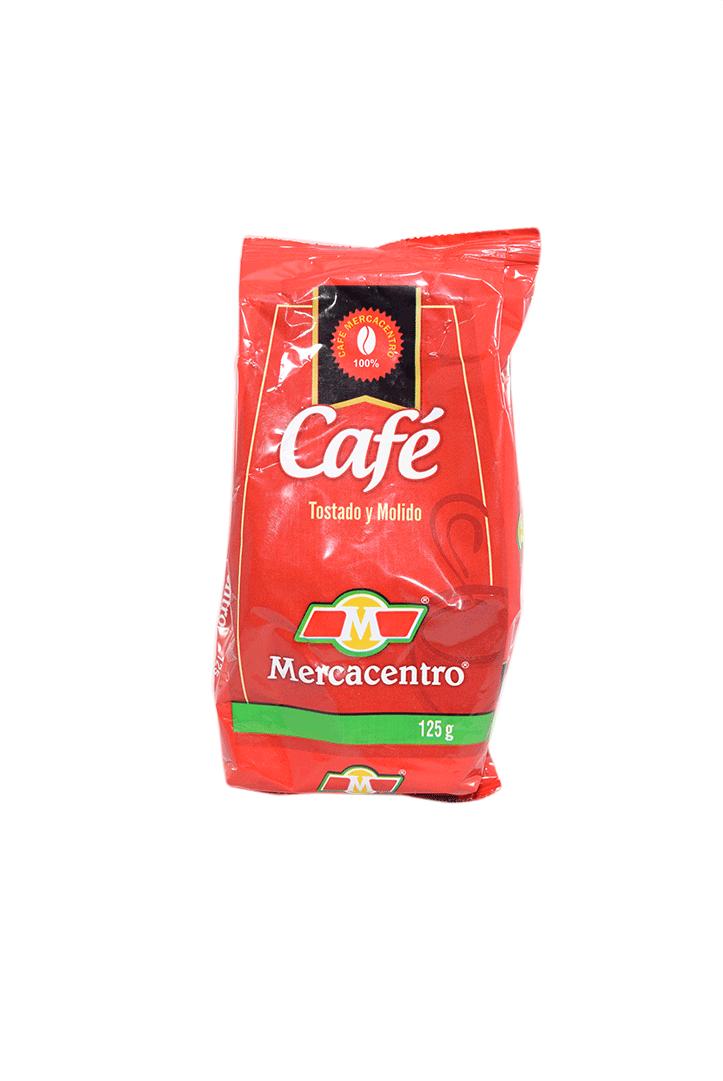 Caf Mercacentro 125 G
