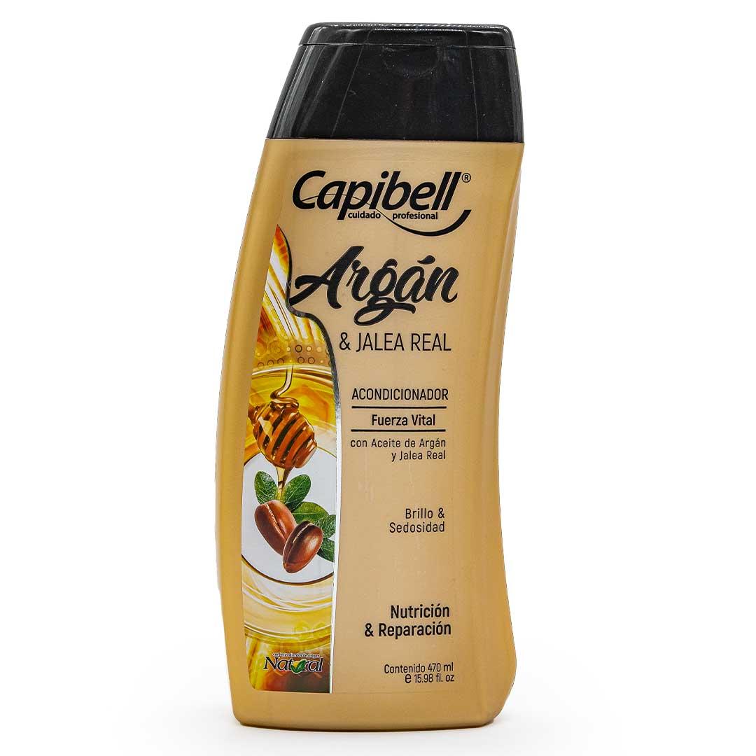 Bálsamo Capibell Aceite De Argán 470 Ml