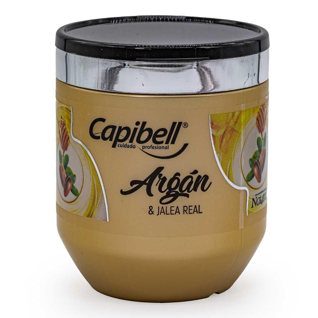 Tratamiento Capibell Aceite De Argan 530 Ml