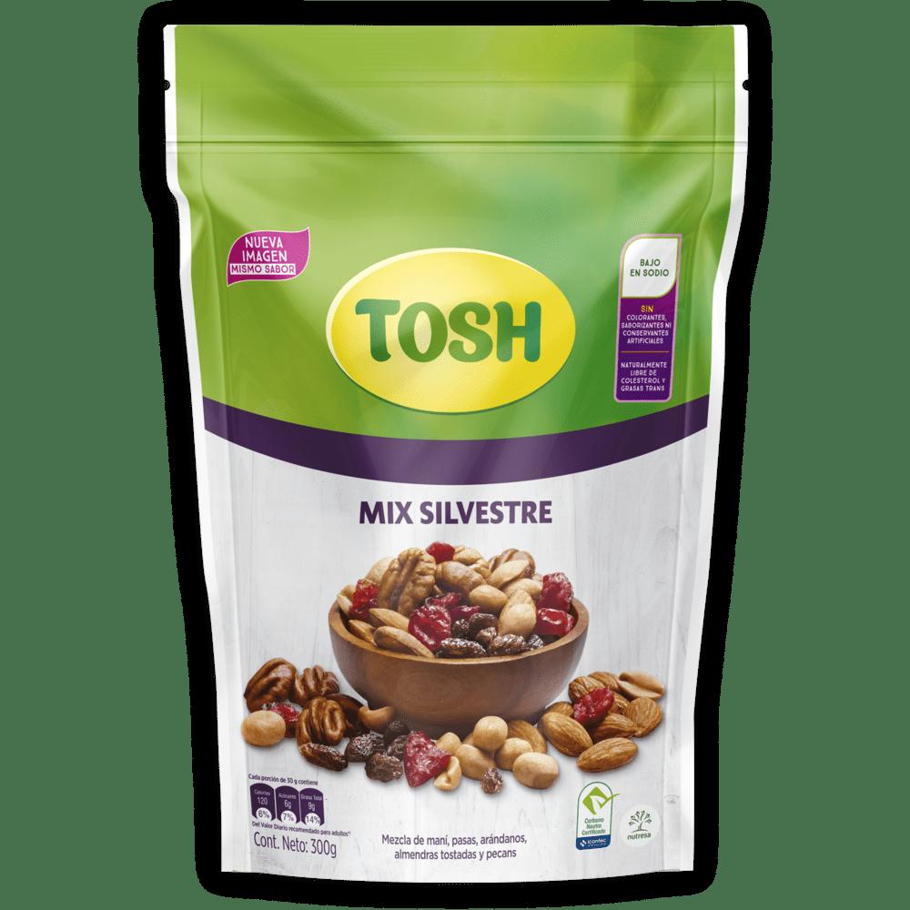Mix Silvestre Tosh 300 G