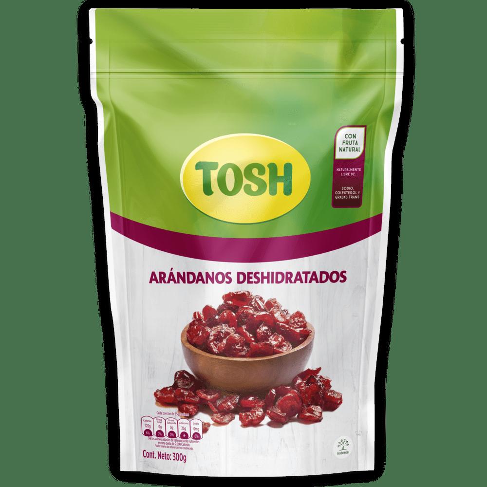 Arándanos Tosh 300 G