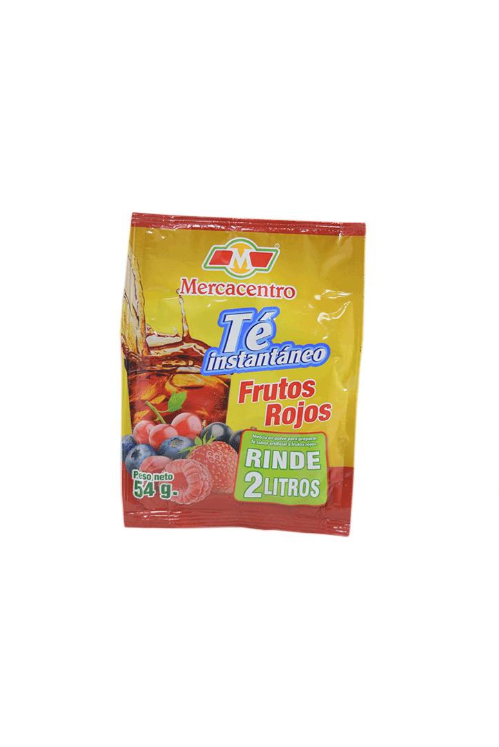 T Mercacentro 2 Litros Frutos Rojos 54 G