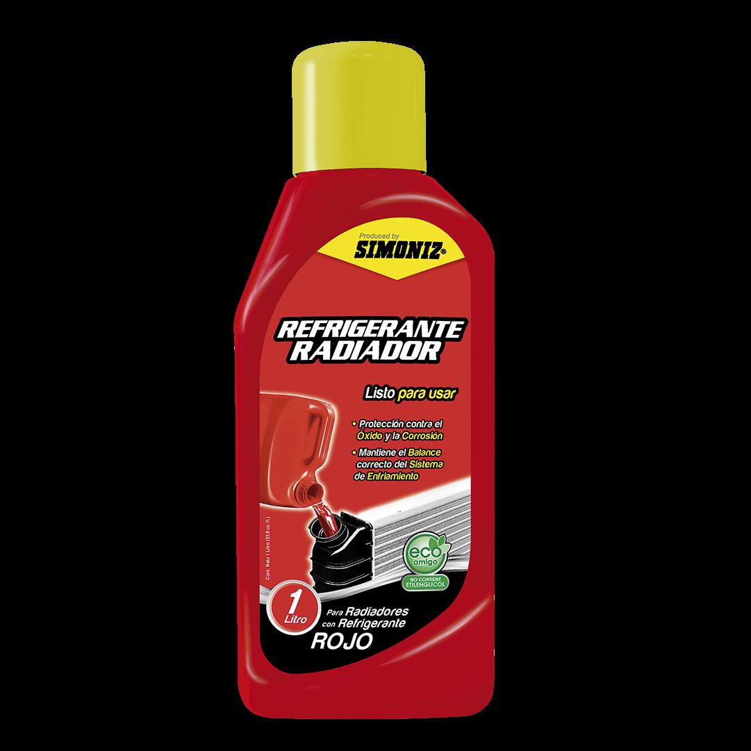 Refrigerante Radiador Naranja Qualitor 1000 Ml