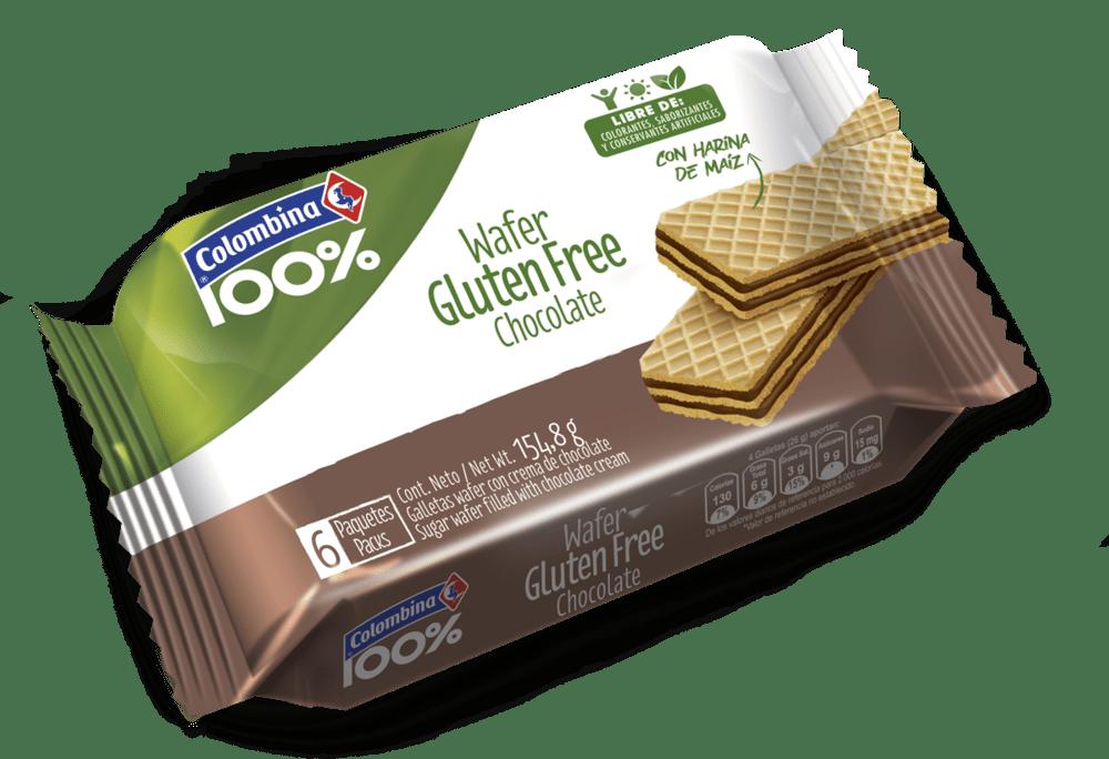 Galletas Bridge Gluten Free Chocolate 155 G