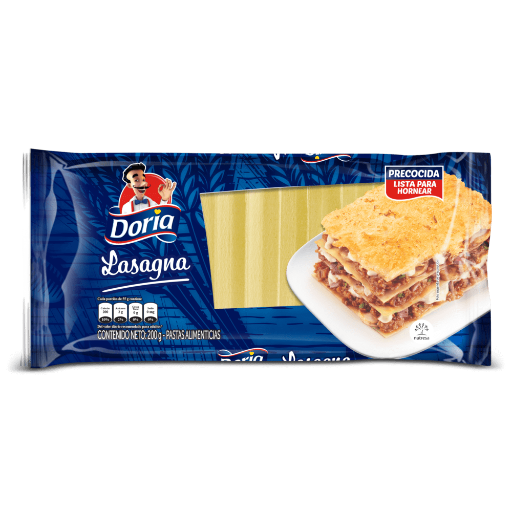 Pasta Doria Lasagna 200 G