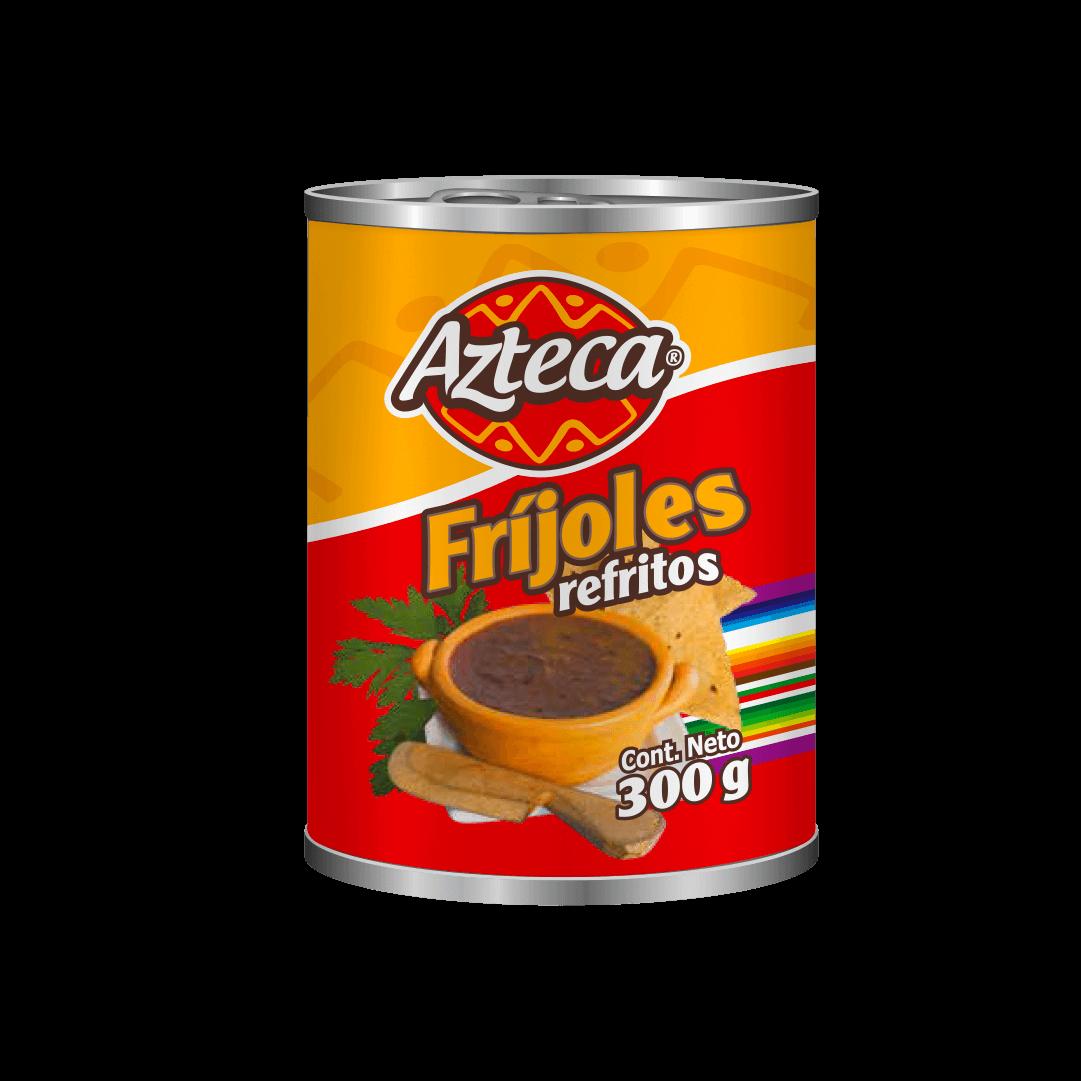 Fríjol Azteca Refrito 300 G