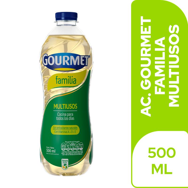 Aceite Gourmet Familia 500 Cm3