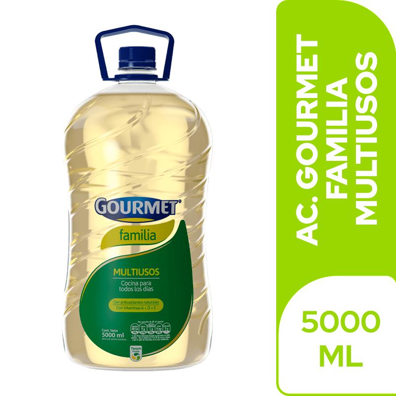 Aceite Gourmet Familia 5000 Cm3