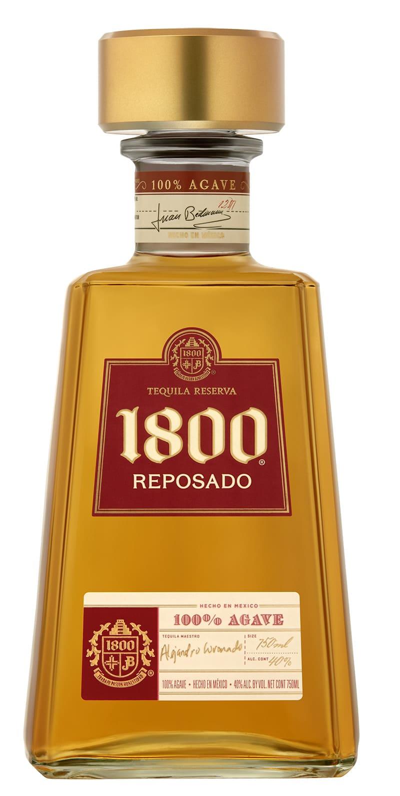 Tequila Reserva 1800 750 Ml Reposado