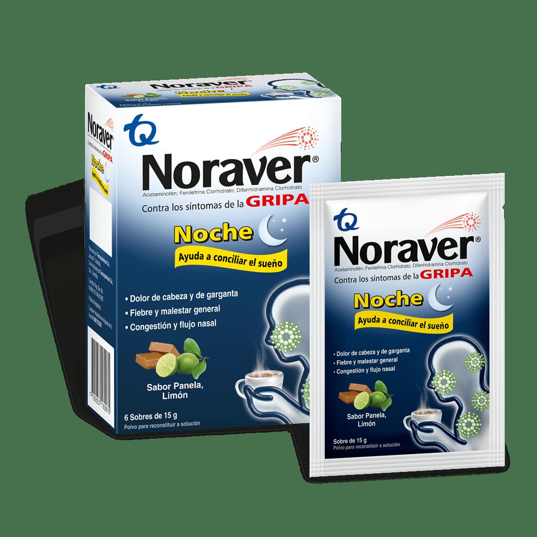 Noraver Gripa Noche 6 Und