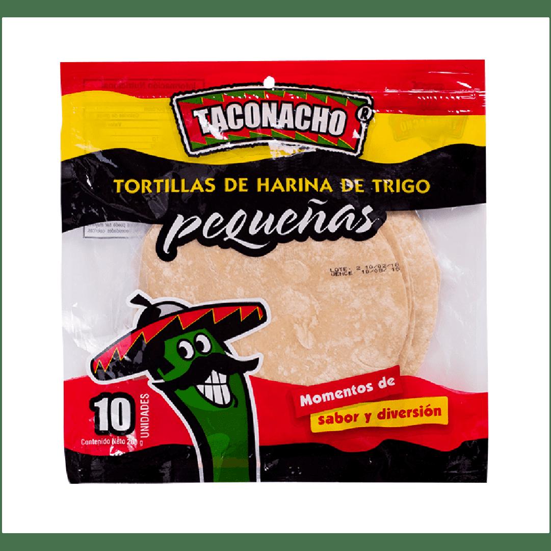 Tortillas De Harina Taconacho 10 Und