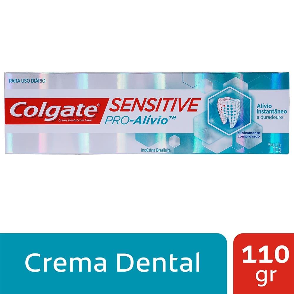 Crema Colgate Sensitive Pro Alivio 110 G
