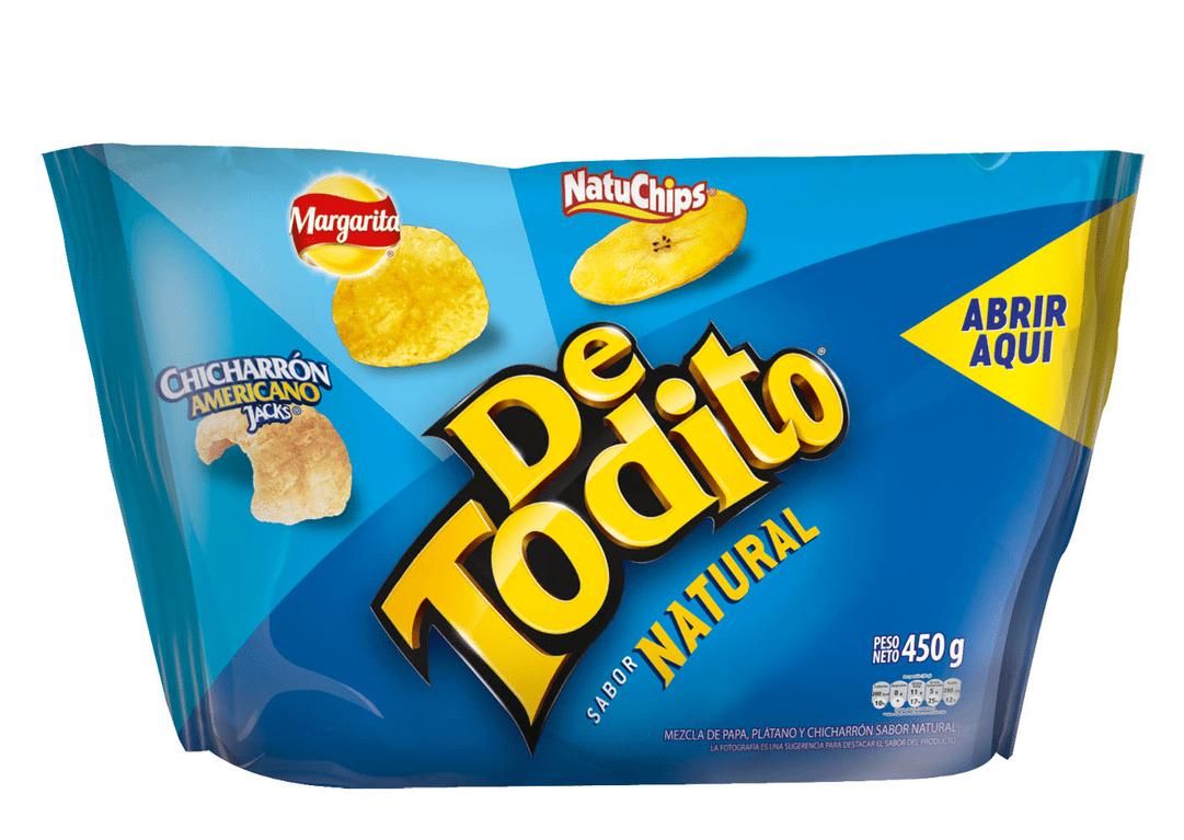 Detodito Margarita Natural Paquetaco 450 G
