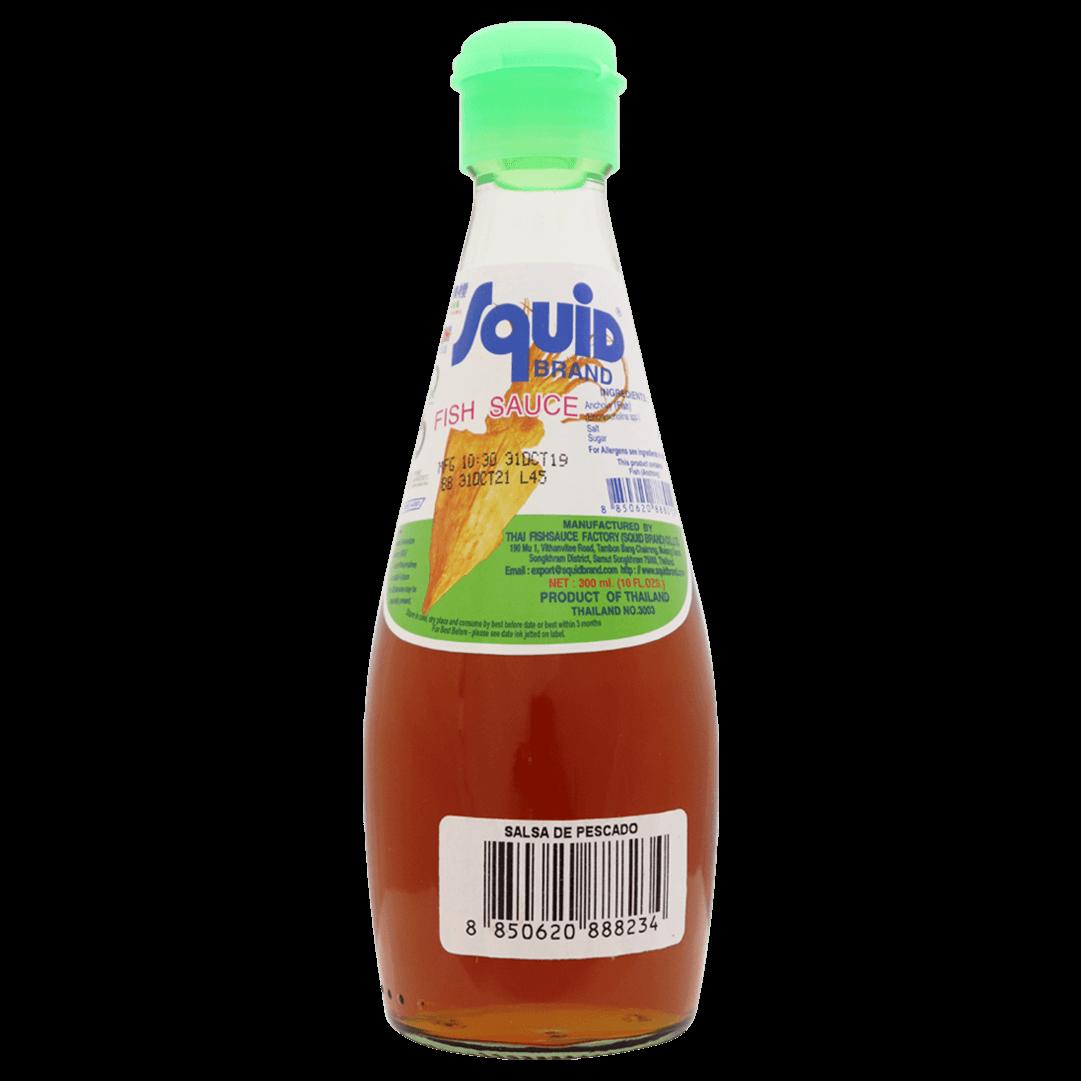 Salsa Squid Brand Thai Pescado 300 Ml