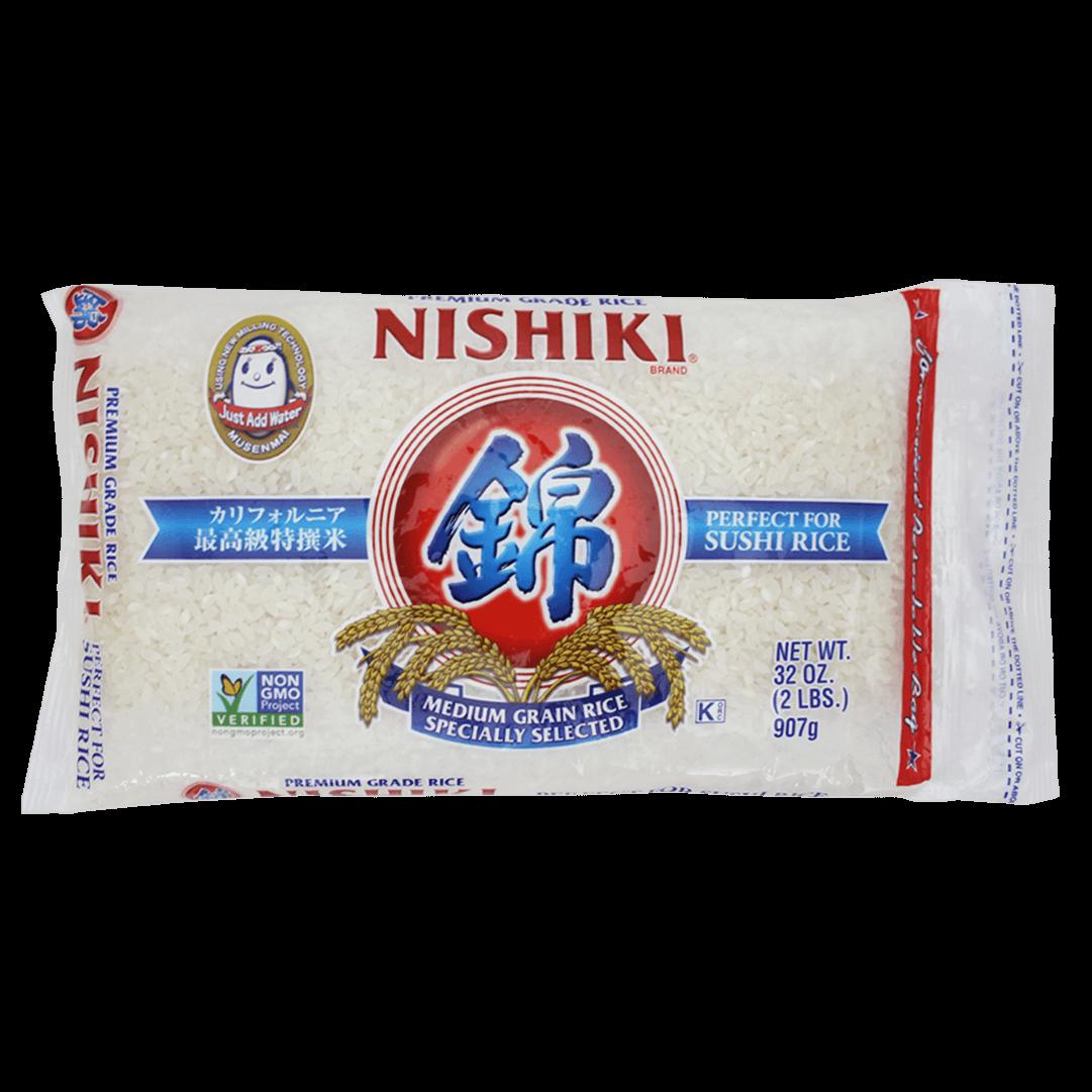Arroz Nishiki Sushi 907 G