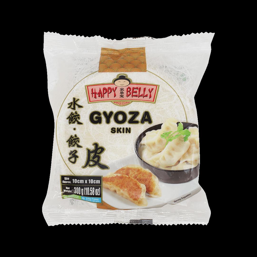 "Gyoza Skin *4""/Happy Belly 300 G"