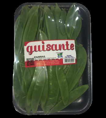 Guisante Gourmet Bandeja 250 G