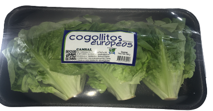 Cogollitos Gourmet Europeos Bandeja 300 G