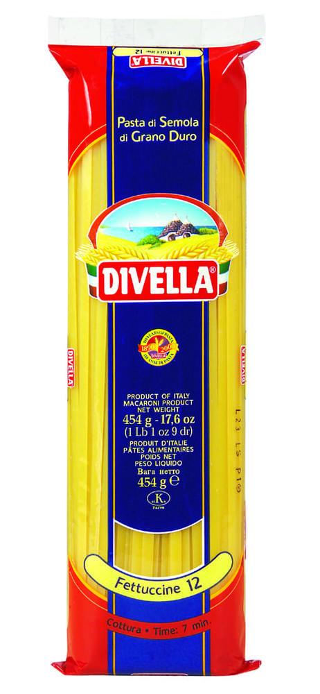 Pasta Divella 454 G Fetuccine #12
