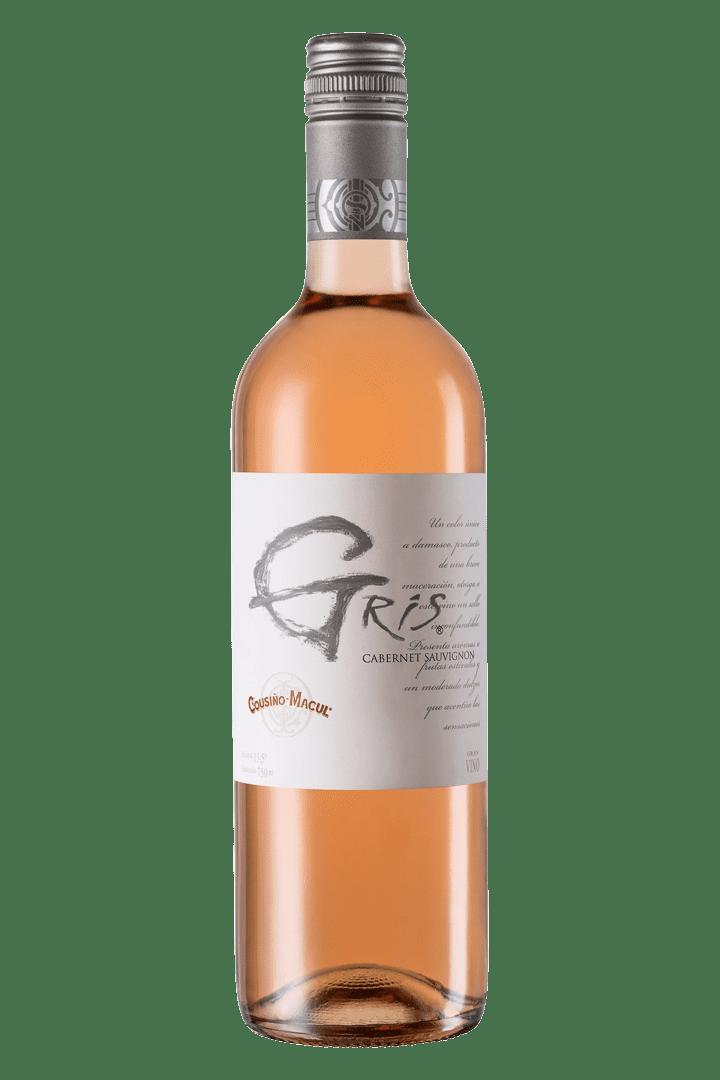 Vino Cousiño Macul Gris 750 Ml Cabernet Sauvignon