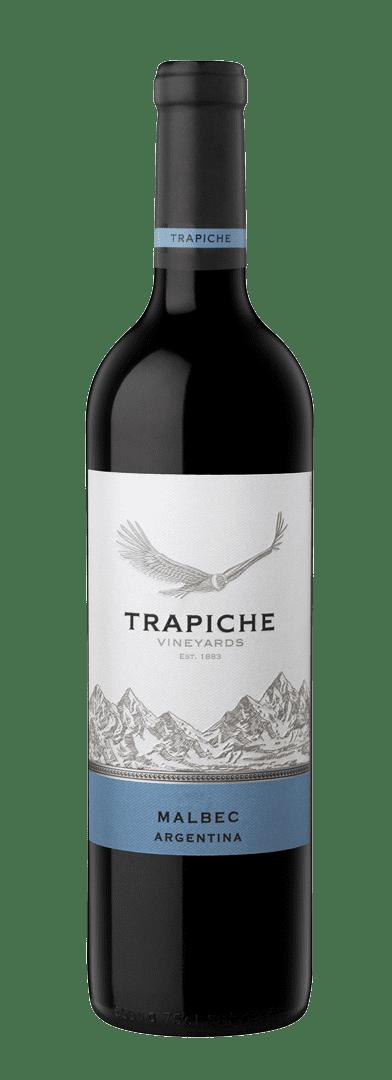 Vino Trapiche Fino 750Ml Malbec