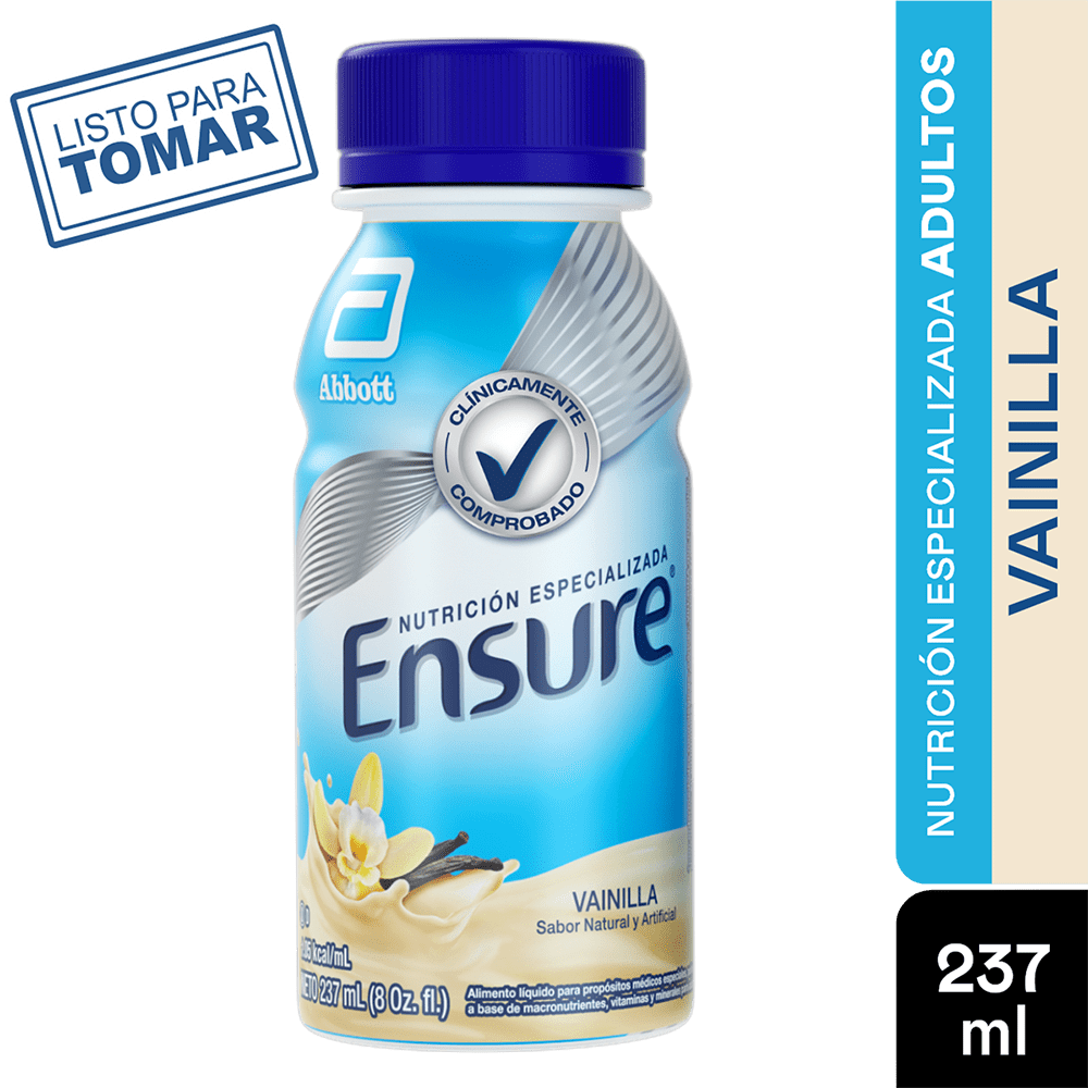 Ensure Liquido Pet Vainilla 237 Ml