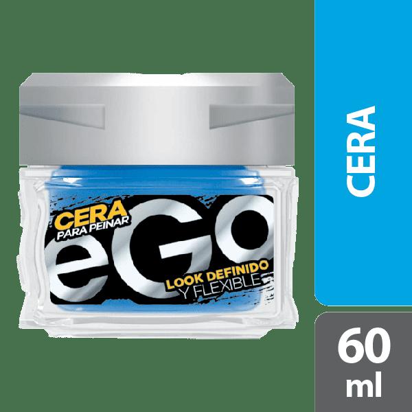 Cera Para Peinar Ego 60 G